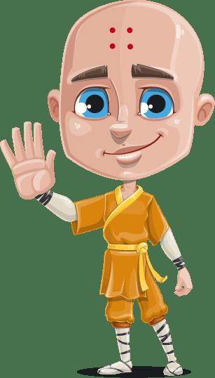 Vector-Monk