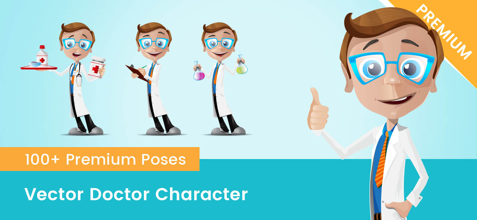 Doctor PNG Vector