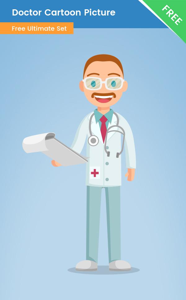 Doctor Cartoon Pictures