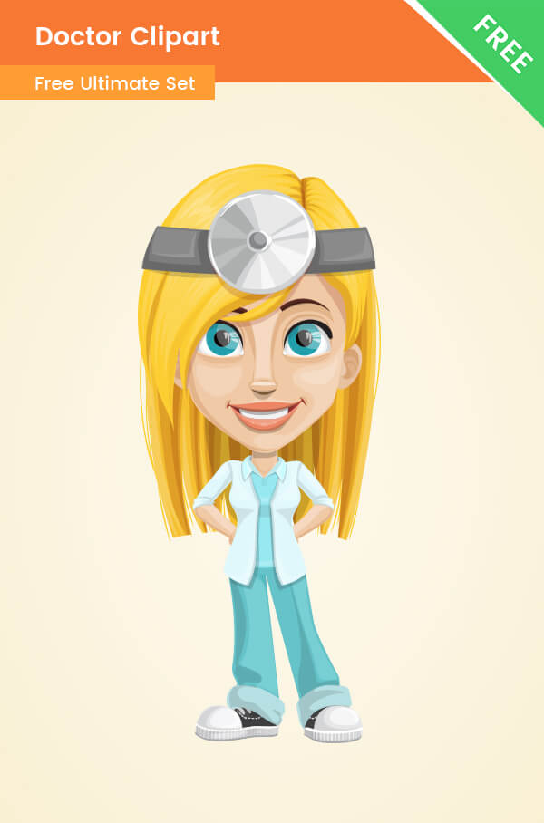Doctor Clipart PNG