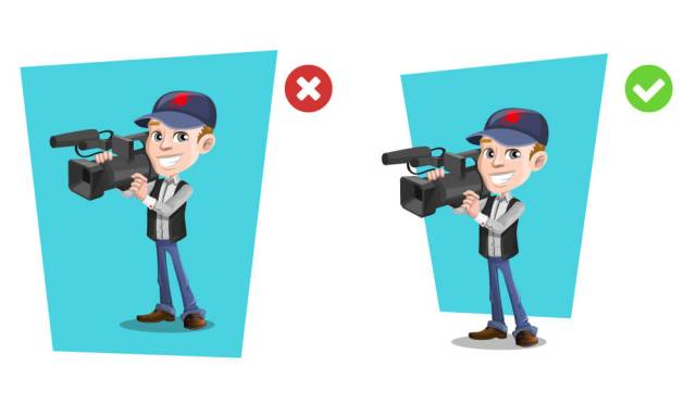 How to Make a cool background for your Cartoon Characters - make your character alive