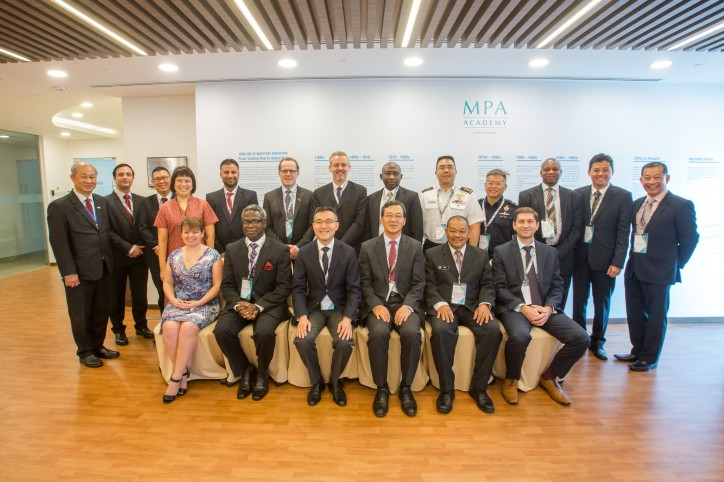 Key anti-piracy personnel in Asia and Africa attend inaugural meeting and workshop to foster closer ties and information sharing