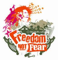 Frihet, inte rädsla