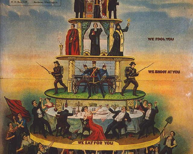 Den tekniska överklassen – begreppsdefinition