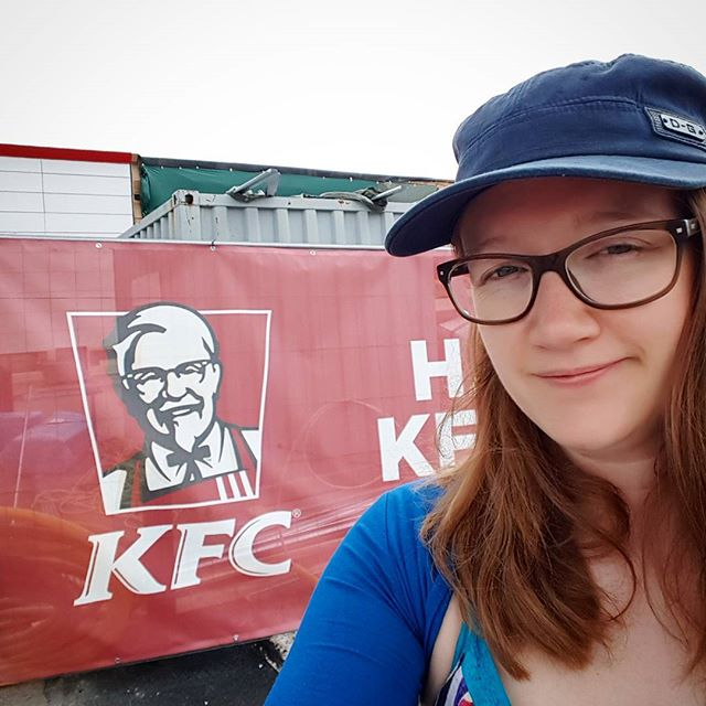#soon #cantwait for @kfcsweden