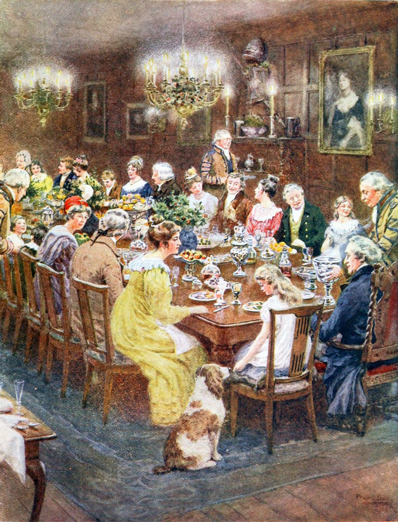Christmas In America At The Turn Of The 20th Century