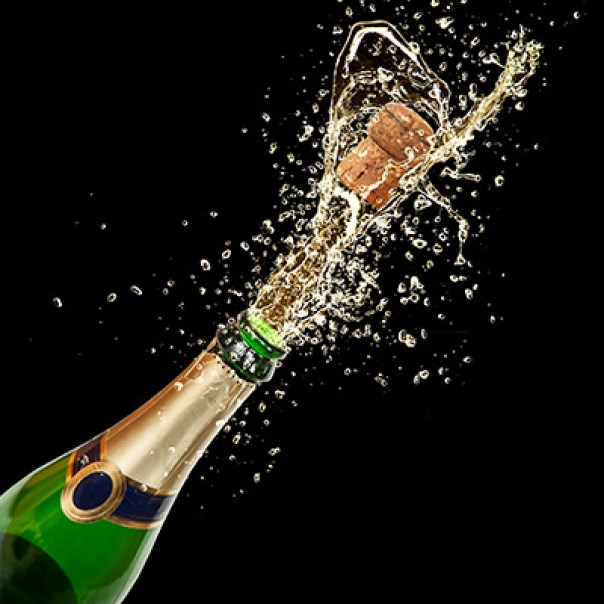 Image result for champagne popping