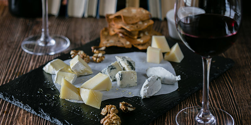 Wine And Cheese Recipes To Celebrate National Wine and Cheese Day