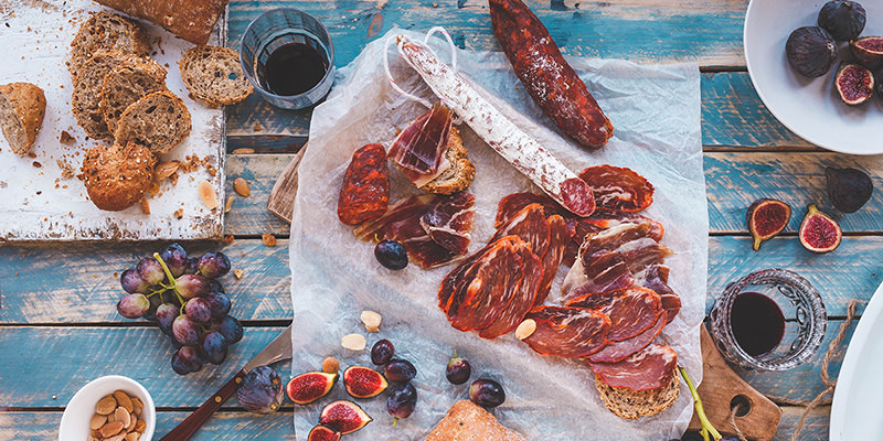 Shamelessly Hedonistic Charcuterie And Wine Pairings