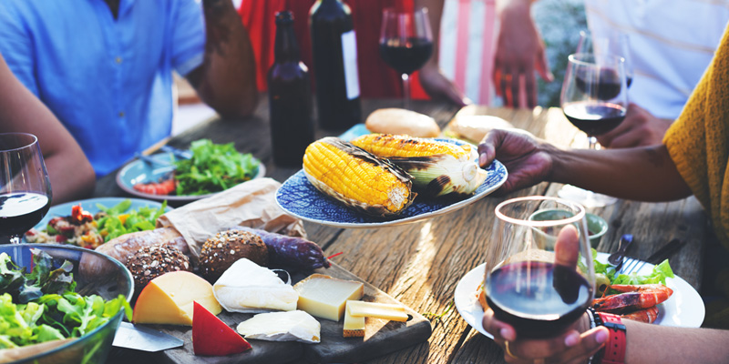 The 7 Wines That Must Be Drunk With Food