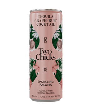 Two Chicks Sparkling Paloma Is One of the Best Canned Cocktails for Summer 2020