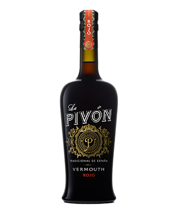Le Pivon Vermouth Rojo is one of the best vermouths for mixing Negronis.