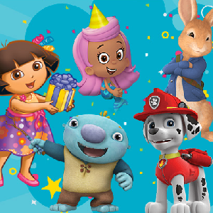 Free Birthday Phone Call For Your Child From Their Favorite Nick Jr Character Vonbeau
