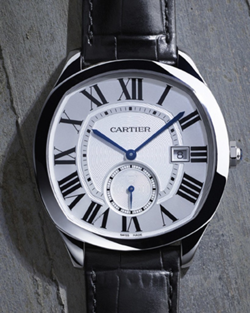 Drive de Cartier  The New Cartier Men s Collection   WatchTime     08 DRIVE DE  CARTIER