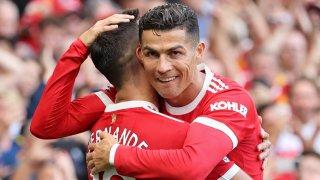 Роналдо е машина за голове, Юнайтед може да мечтае отново: 5 заключения след повторния дебют на Кристиано за
