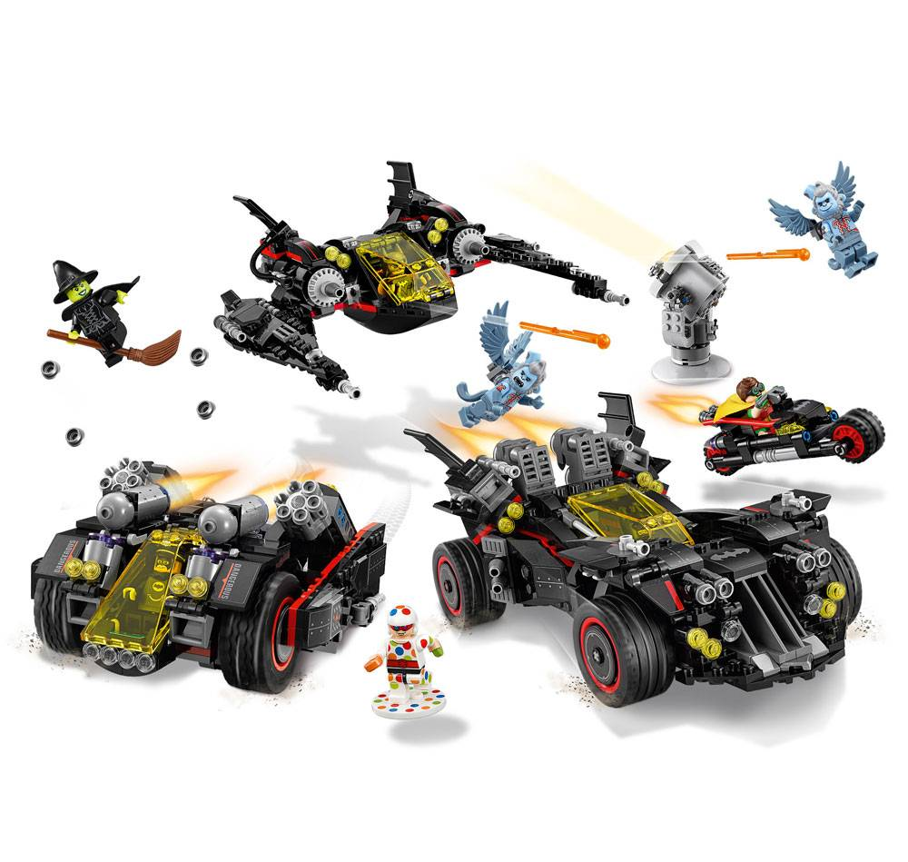 LEGO Batman Movie 70917 De Ultieme Atmobile The Movie Store
