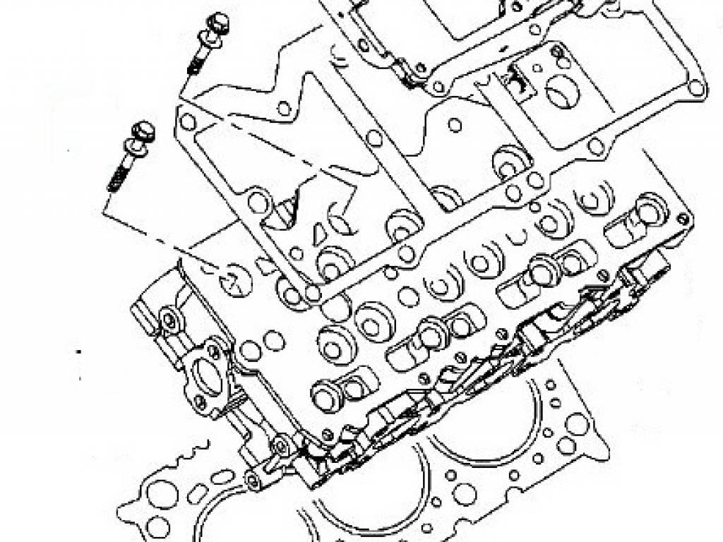 Opel Gt Engine