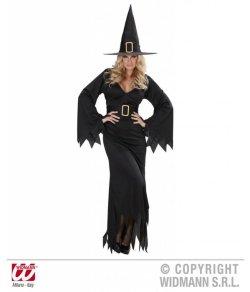 Halloween heks kostuum