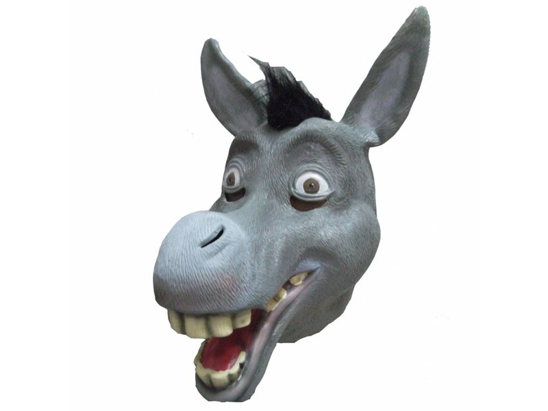 Shrek 2 Donkey Transform