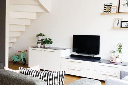 computer wegwerken in woonkamer » Huis inrichten 2019 | Huis inrichten