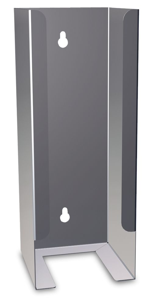 Nail Brush Dispenser In Stainless Steel INOX RVS FOR
