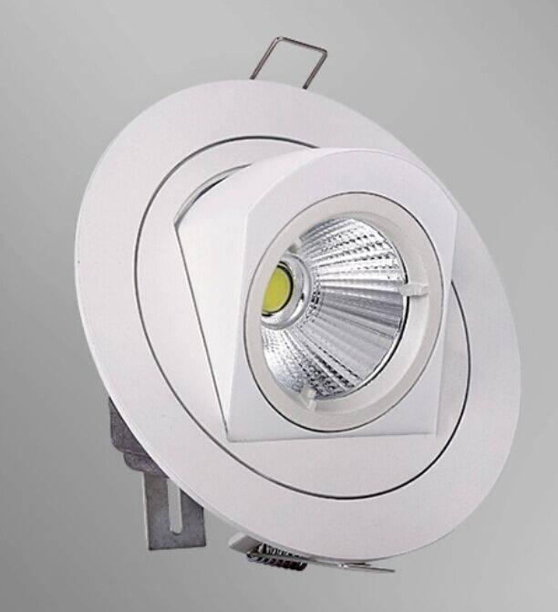 Spot Encastrable LED 10W 360 Orientable Myplanetled