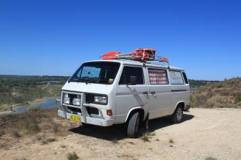 VW T3 Campervan Australia