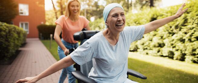 أسهل أنواع السرطان والقابلة للشفاء ويب طب