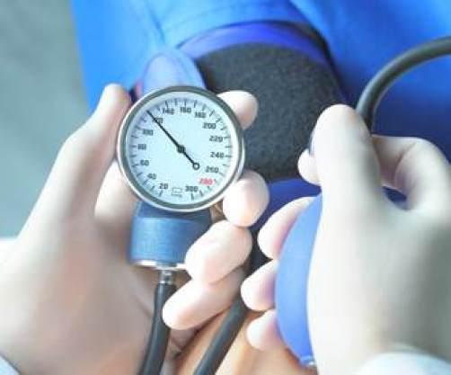 قياس ارتفاع ضغط الدم