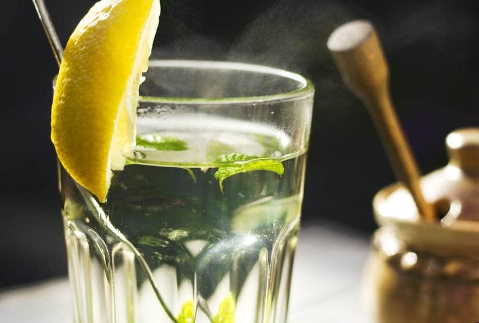 مشروب الليمون والماء