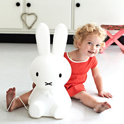 Lampe Miffy sur www.CmaChambre.fr