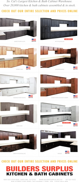 Check Out Our Entire Selection And Prices Online Builders Surplus