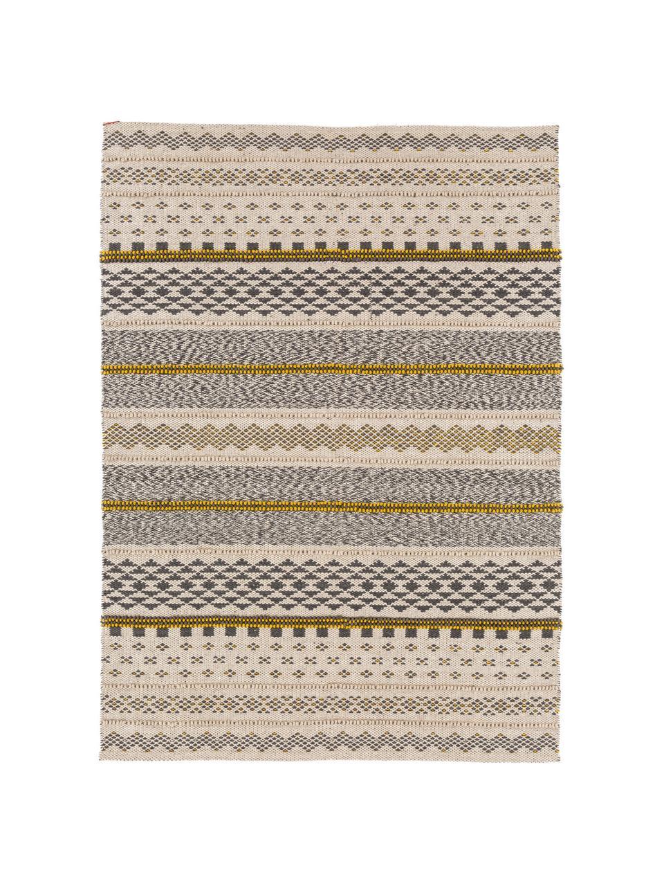 tapis laine ethnique nova