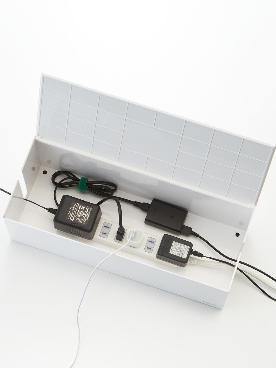 boite gestion des cables box web