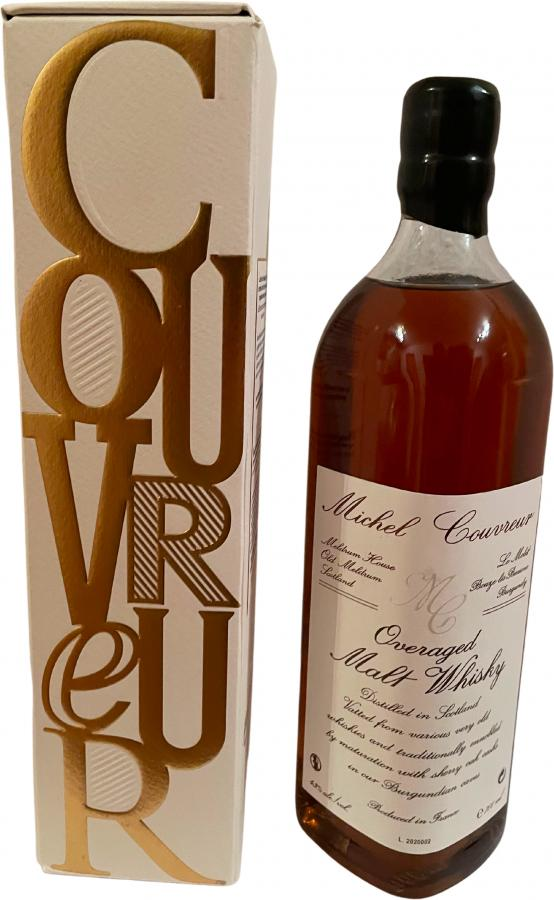 Michel Couvreur Overaged Malt Whisky Mco Ratings And Reviews Whiskybase