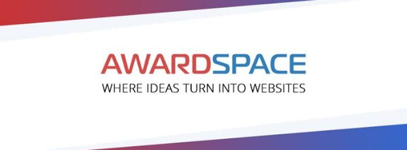 web hosting awardspace