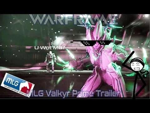 Valkyr Prime Trailer Fandom