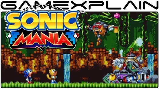 Angel Island Zone confirmed for Sonic Mania Plus    Discussions     Sonic Mania Plus   Famitsu Article Reveals New Images   New Zone  Encore  Mode