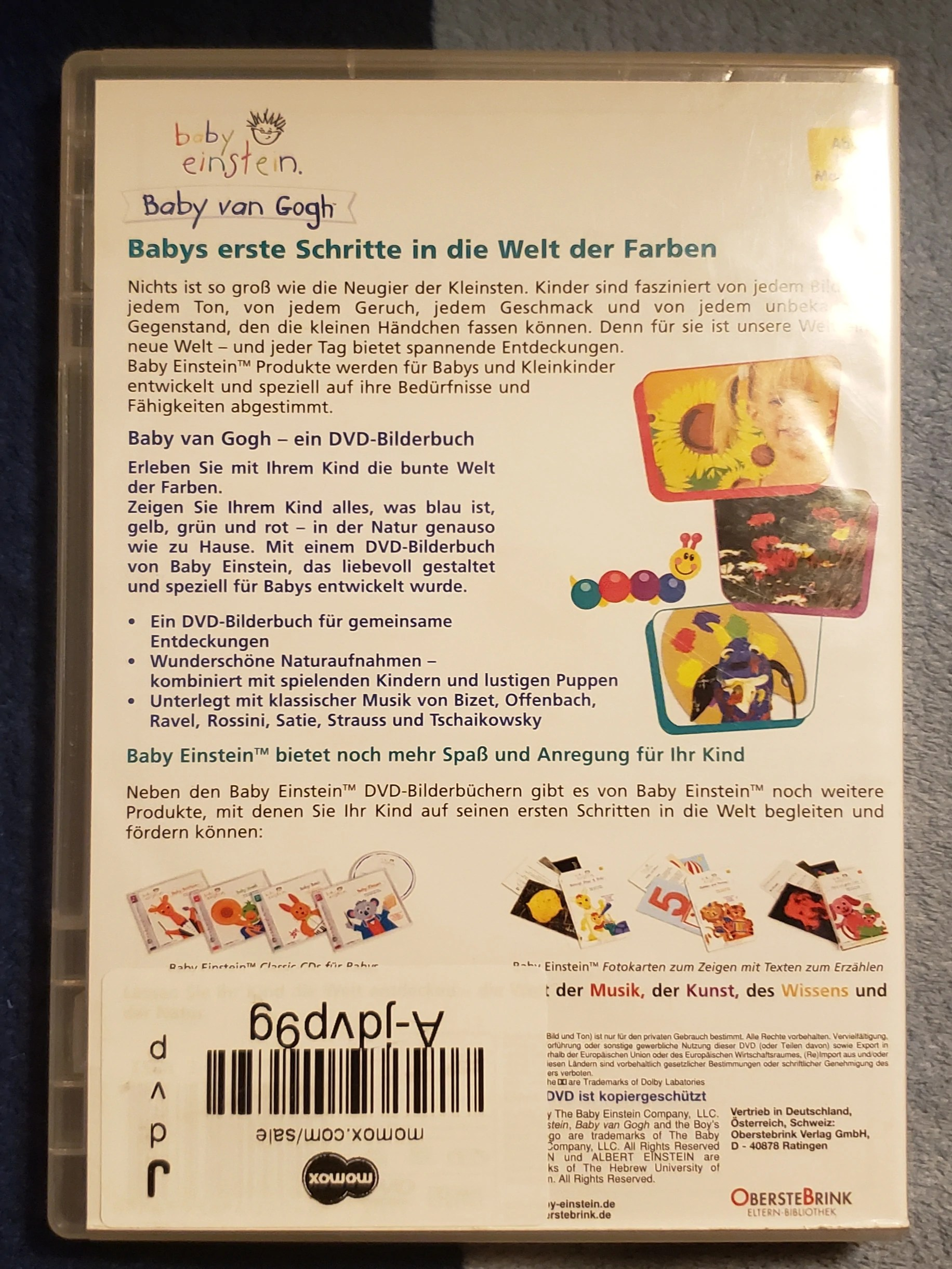Discuss Everything About The Ultimate Baby Einstein Wiki