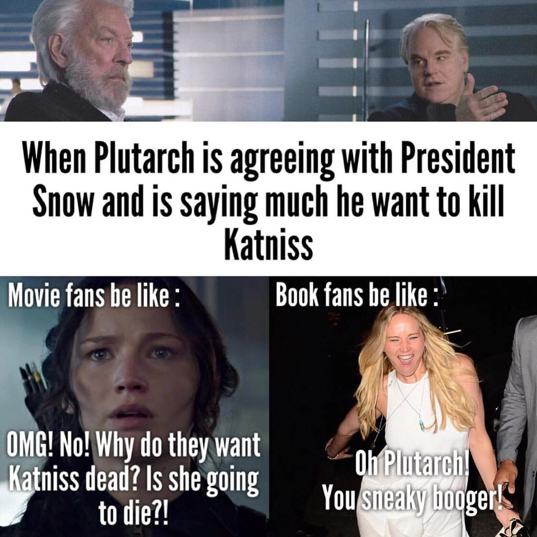 25 Hilarious Memes That Show The Hunger Games Makes No Sense