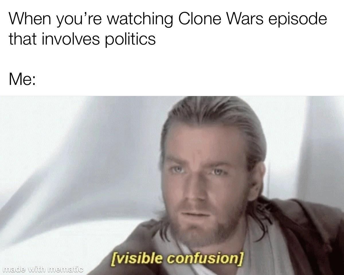 Confused Obi Wan Meme Fandom