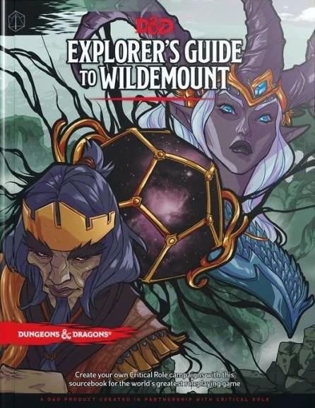 explorer s guide to wildemount
