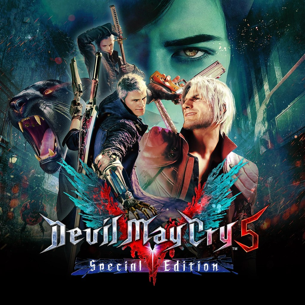 devil may cry 5 devil may cry wiki