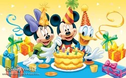 Character Birthdays Disney Wiki Fandom