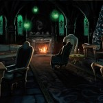Slytherin Common Room Harry Potter Wiki Fandom