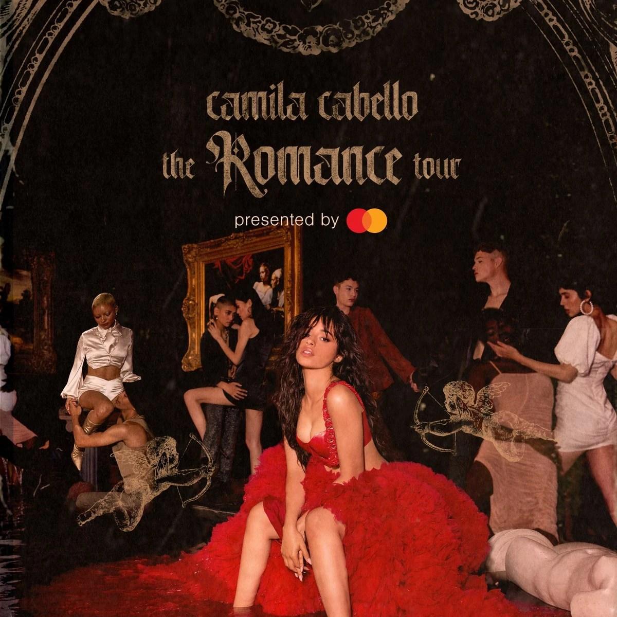 the romance tour camila cabello wiki