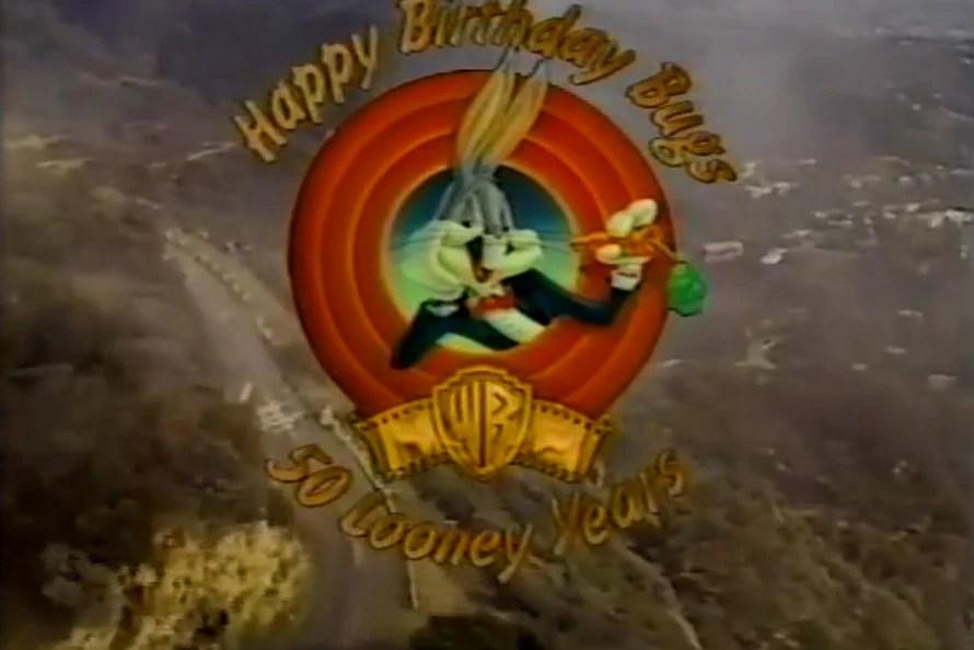 Happy Birthday Bugs 50 Looney Years Looney Tunes Wiki Fandom