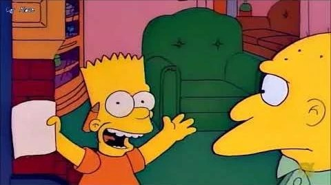 Bart S Birthday Song Simpsons Wiki Fandom