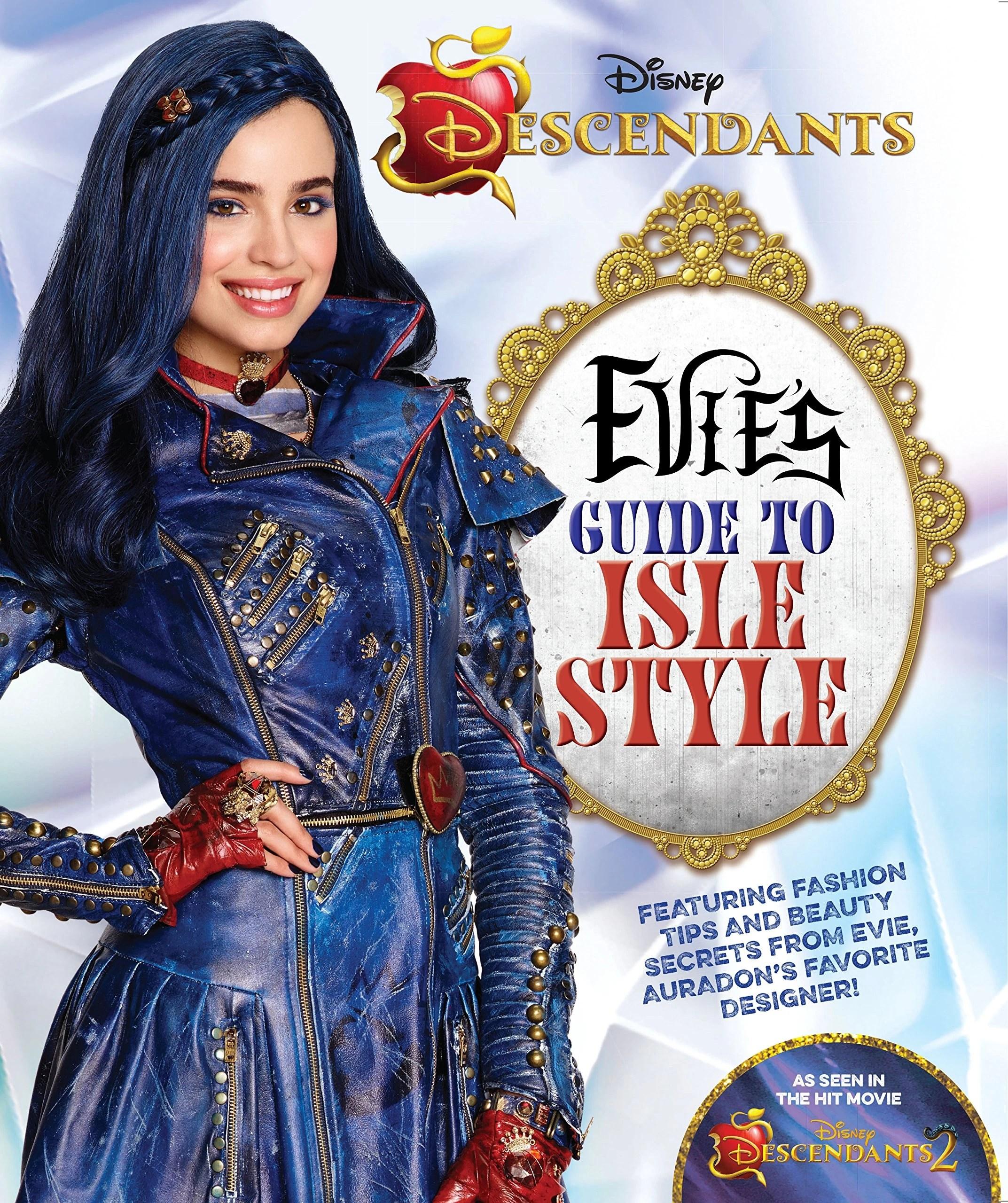 to isle style descendants wiki fandom