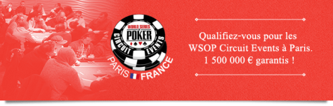 Qualifications WSOP Circuit Events